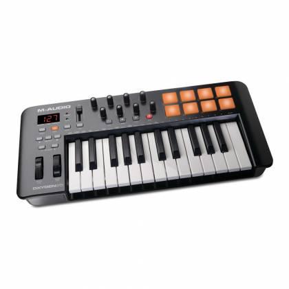 M-Audio Oxygen25-IV 25-Key USB MIDI Keyboard Controller Product Image