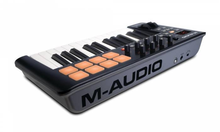 M-Audio Oxygen25-IV 25-Key USB MIDI Keyboard Controller Product Image 5