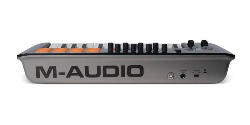M-Audio Oxygen25-IV 25-Key USB MIDI Keyboard Controller Product Image 4