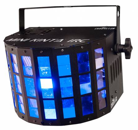 Chauvet DJ MINI KINTA IRC 3W RGBW DMX and IRC-6 Controllable Effects Light Product Image 3