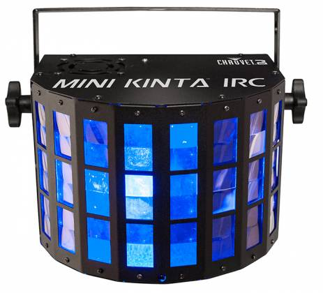 Chauvet DJ MINI KINTA IRC 3W RGBW DMX and IRC-6 Controllable Effects Light Product Image 5