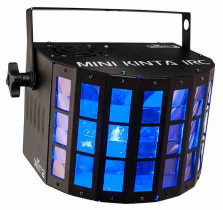 Chauvet DJ MINI KINTA IRC 3W RGBW DMX and IRC-6 Controllable Effects Light Product Image 7