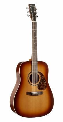 Norman 021048 Protege B18 Cedar Tobacco Burst 6 String Acoustic Guitar Product Image 4