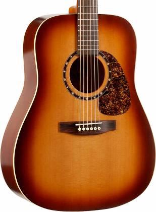 Norman 021048 Protege B18 Cedar Tobacco Burst 6 String Acoustic Guitar Product Image 3