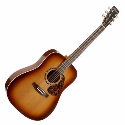 Norman 021048 Protege B18 Cedar Tobacco Burst 6 String Acoustic Guitar Product Image