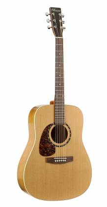 Norman 027347 Protege B18 Cedar Left Handed 6 String Acoustic Electric Guitar Product Image 5