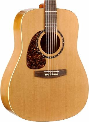 Norman 027347 Protege B18 Cedar Left Handed 6 String Acoustic Electric Guitar Product Image 4