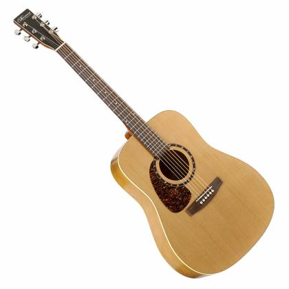 Norman 027347 Protege B18 Cedar Left Handed 6 String Acoustic Electric Guitar Product Image