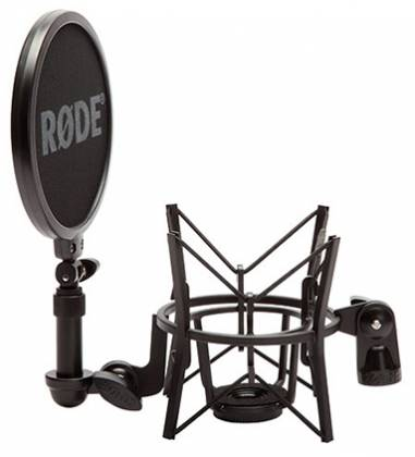"Rode NT1 Kit 1"" Cardioid Condenser Microphone with SM6 Shock Mount and Pop Filter nt-1-kit Product Image 8"