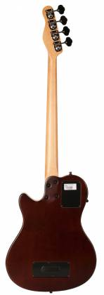 Godin 033645-d A4 Ultra Natural SG Fretless EN SA 4 String RH Bass with Gig Bag Product Image 4