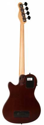 Godin 033645 A4 Ultra Natural SG Fretless EN SA 4 String Bass with Gig Bag Product Image 4