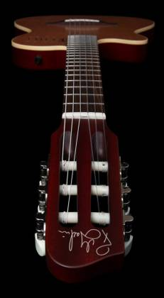 Godin 035878 MultiAc Nylon Encore Natural SG 6 String LH Acoustic Electric Guitar with Gig Bag Product Image 6