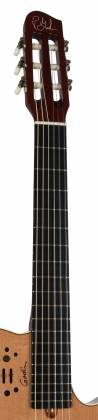 Godin 012817 Multiac Nylon Grand Concert Natural HG 6 String RH Acoustic Electric Guitar with bag Product Image 11