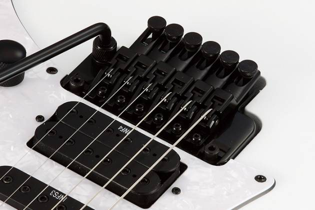 Ibanez RG350DXZ-WH-d RG Model 6 String Electric Guitar in White (discontinued clearance)  (Prior Year Model) Product Image 7