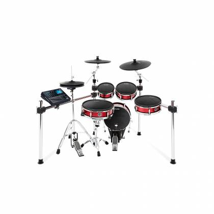 Alesis STRIKEKITXUS Electronic Drum Pro Kit 8 pc with Mesh Heads strike-kit-x-us Product Image