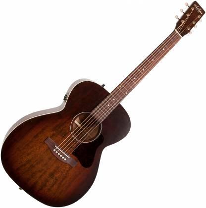 Art & Lutherie 042333 Legacy Bourbon Burst QIT 6 String RH Acoustic Electric Guitar 042333 Product Image
