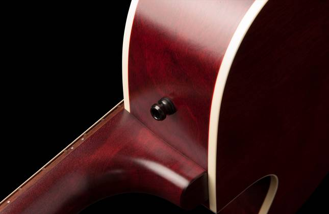 Art & Lutherie 042357 Legacy Tennessee Red CW QIT Acoustic Electric 6 String RH Guitar 042357 Product Image 2