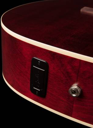 Art & Lutherie 042357 Legacy Tennessee Red CW QIT Acoustic Electric 6 String RH Guitar 042357 Product Image 6