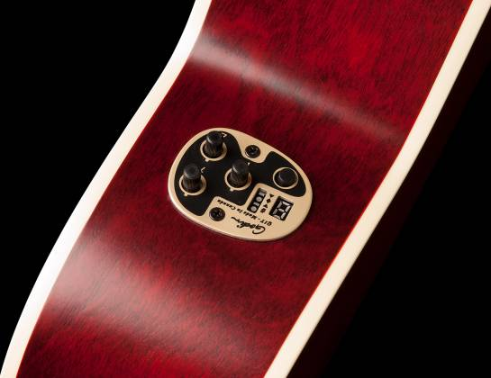 Art & Lutherie 042357 Legacy Tennessee Red CW QIT Acoustic Electric 6 String RH Guitar 042357 Product Image 5