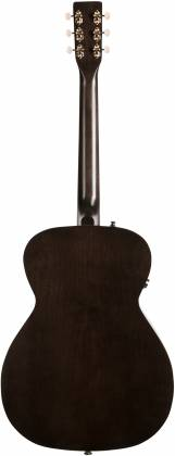 Art & Lutherie 042388 Legacy Faded Black QIT Acoustic Electric 6 String RH Guitar 042388 Product Image 9