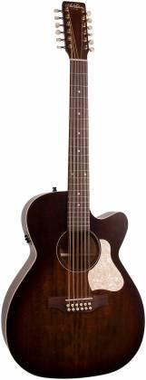 Art & Lutherie 042487 Legacy Bourbon Burst CWQ QIT 12 String RH Acoustic Electric Guitar 042487 Product Image 13