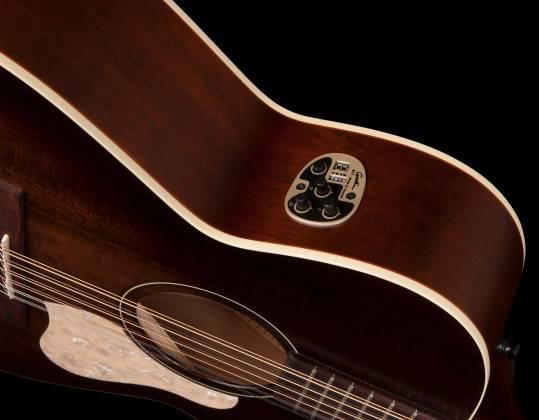 Art & Lutherie 042487 Legacy Bourbon Burst CWQ QIT 12 String RH Acoustic Electric Guitar 042487 Product Image 4