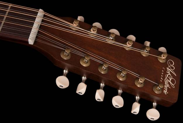 Art & Lutherie 042487 Legacy Bourbon Burst CWQ QIT 12 String RH Acoustic Electric Guitar 042487 Product Image 3