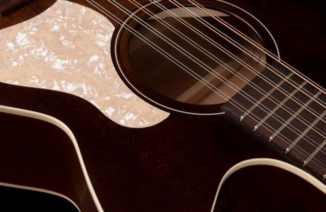 Art & Lutherie 042487 Legacy Bourbon Burst CWQ QIT 12 String RH Acoustic Electric Guitar 042487 Product Image 7