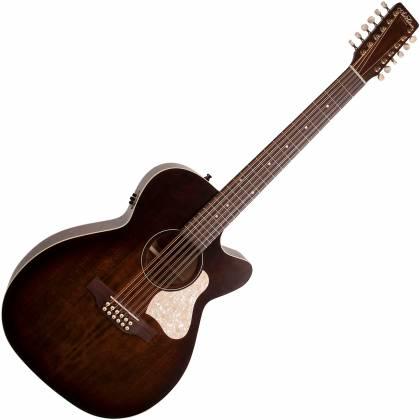 Art & Lutherie 042487 Legacy Bourbon Burst CWQ QIT 12 String RH Acoustic Electric Guitar 042487 Product Image