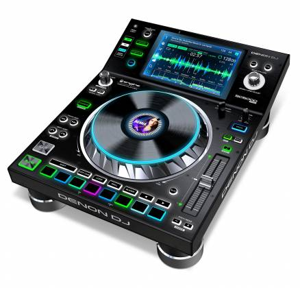 Denon DJ SC5000 PRIME Professional Media Player and Controller with 7 Inch Multi-Touch Display Product Image