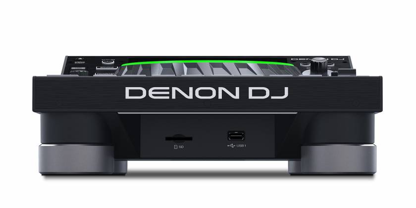 Denon DJ SC5000 PRIME Professional Media Player and Controller with 7 Inch Multi-Touch Display Product Image 10