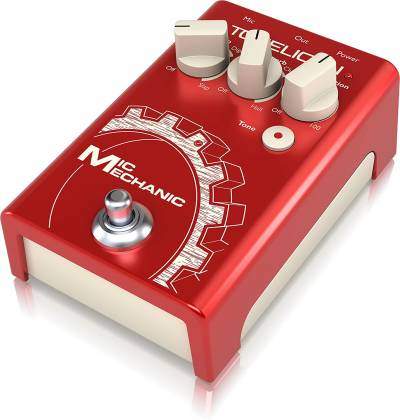 TC Helicon MIC MECHANIC 2 Echo, Reverb and Pitch Correction Pedal mic-mechanic-2 Product Image 3