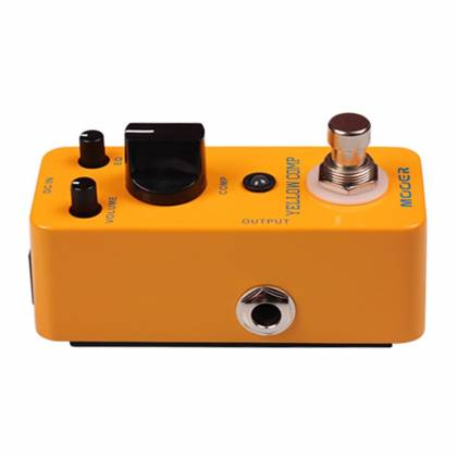 Mooer YellowComp Compressor Pedal MCS2 Product Image 4