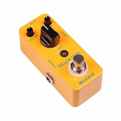 Mooer YellowComp Compressor Pedal MCS2 Product Image 3