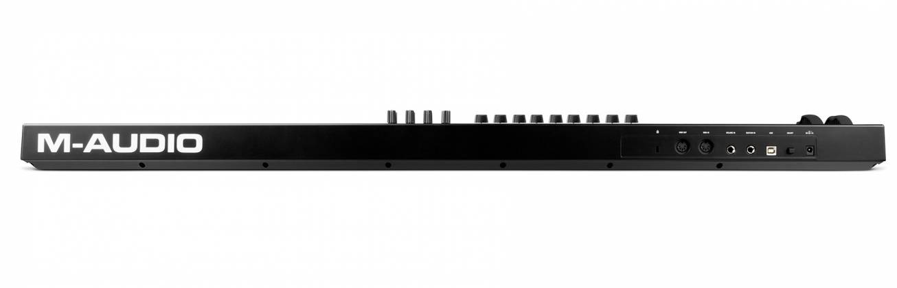 M-Audio CODE61 BLK MIDI 61 Key Keyboard Controller with X/Y Pad in Black Product Image 7