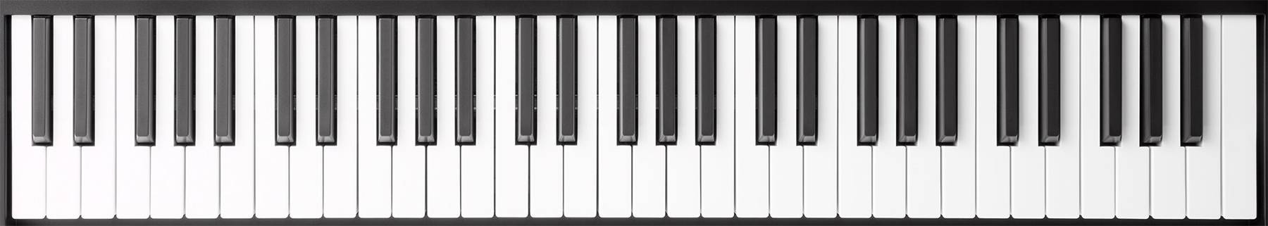 M-Audio CODE61 BLK MIDI 61 Key Keyboard Controller with X/Y Pad in Black Product Image 3