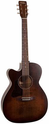 Art & Lutherie 042715 Legacy Bourbon Burst CW QIT 6 String LH Acoustic Electric Guitar 042715 Product Image 10