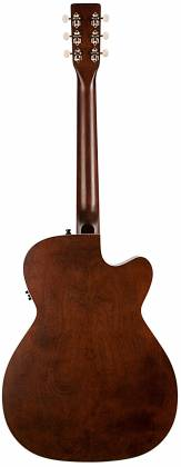 Art & Lutherie 042715 Legacy Bourbon Burst CW QIT 6 String LH Acoustic Electric Guitar 042715 Product Image 9