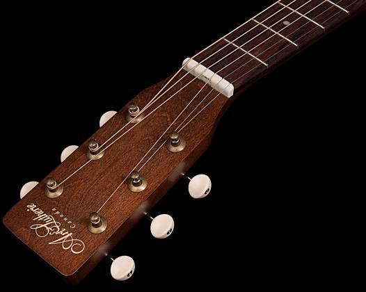Art & Lutherie 042715 Legacy Bourbon Burst CW QIT 6 String LH Acoustic Electric Guitar 042715 Product Image 2