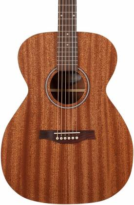 Seagull 042036 Concert Hall 6 String RH Mahogany Acoustic Electric Guitar SG Product Image 7