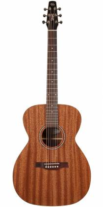 Seagull 042036 Concert Hall 6 String RH Mahogany Acoustic Electric Guitar SG Product Image 5