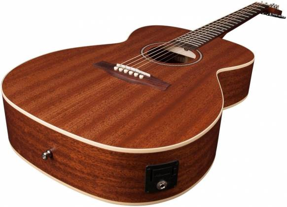Seagull 042036 Concert Hall 6 String RH Mahogany Acoustic Electric Guitar SG Product Image 3