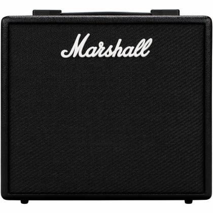 Marshall CODE25 Bluetooth Enabled Code Series 25 Watt Digital Guitar Amplifier Combo code-25 Product Image 13
