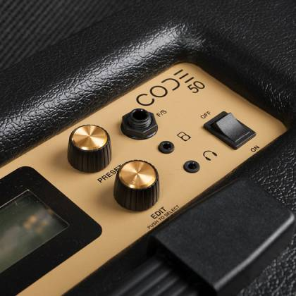 Marshall CODE50 Bluetooth Enabled Code Series 50 Watt Digital Guitar Amplifier Combo Product Image 10