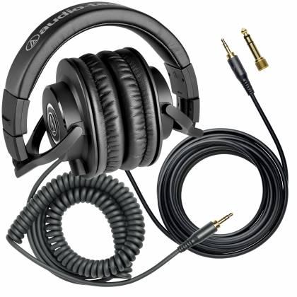 Audio-Technica ATH-M40X Professional Monitor Headphones ath-m-40-x Product Image