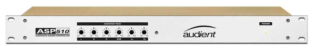 Audient ASP510 1RU Surround Sound Controller asp-510 Product Image 14