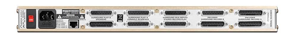 Audient ASP510 1RU Surround Sound Controller asp-510 Product Image 13