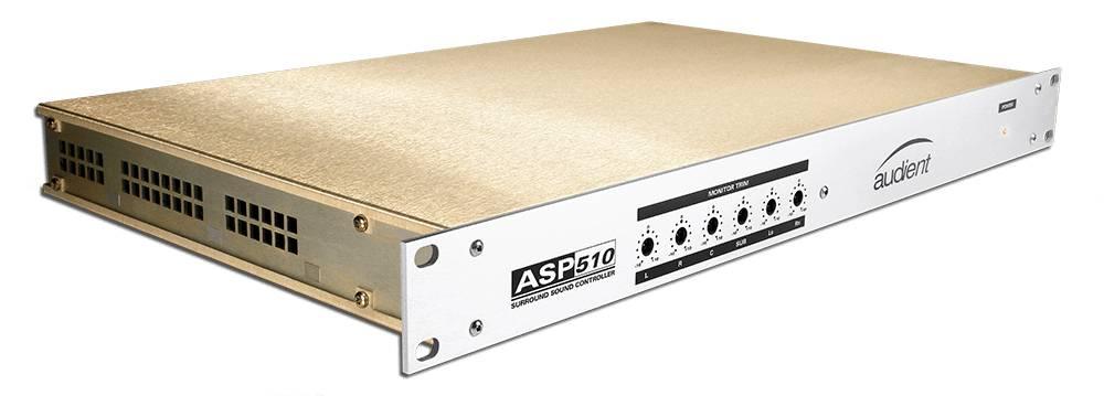 Audient ASP510 1RU Surround Sound Controller asp-510 Product Image 12