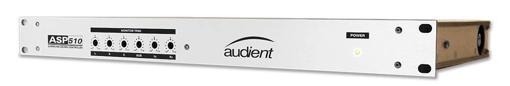 Audient ASP510 1RU Surround Sound Controller asp-510 Product Image 10