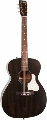 Art & Lutherie 045563 Concert Hall Legacy 6 String RH Acoustic Guitar – Faded Black 045563 Product Image 7